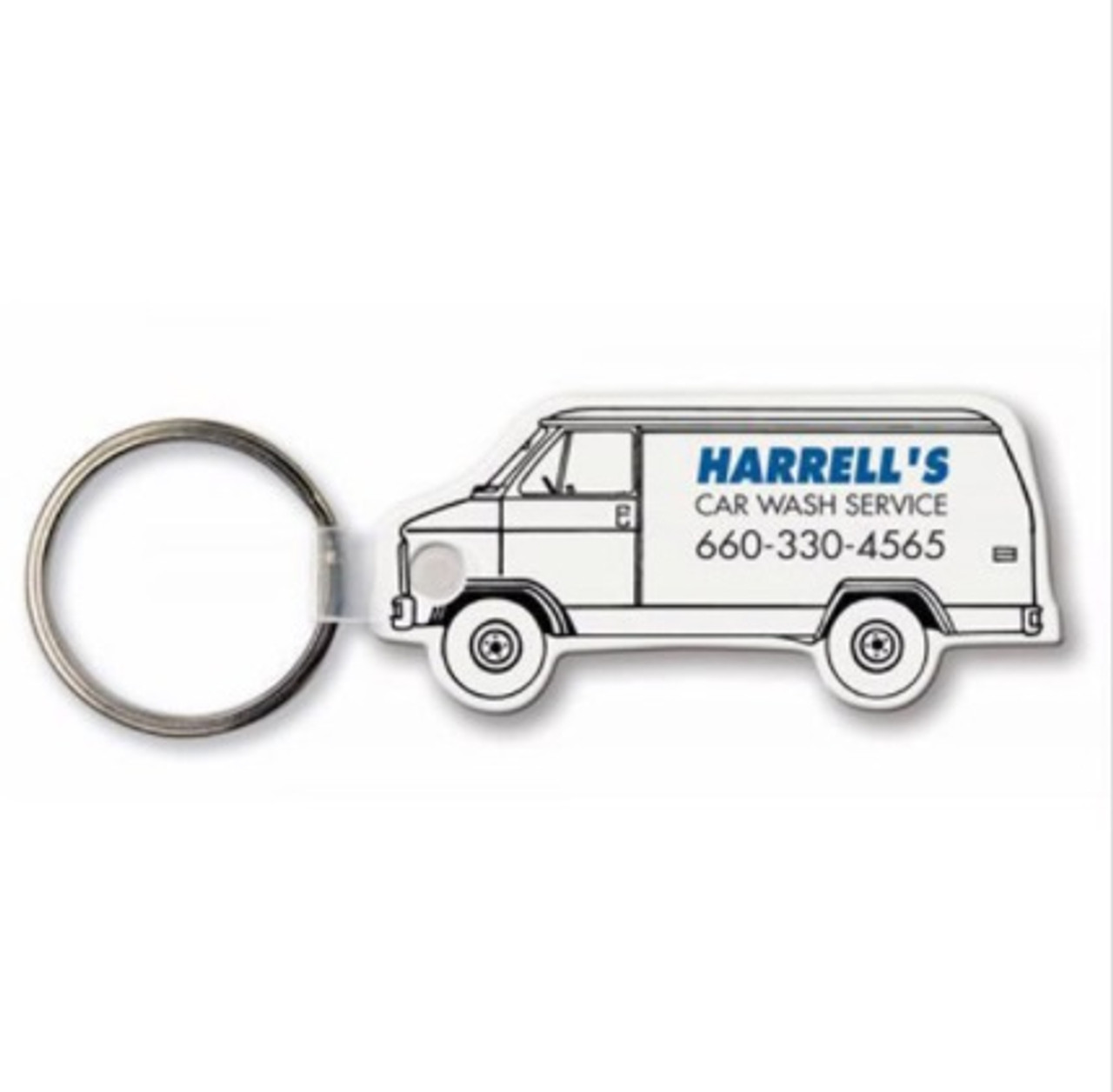 Vehicle Shaped Key Chains