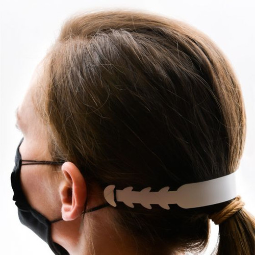 Blank Ear Savers For Masks One Size Fits all