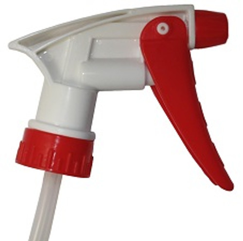 Trigger Sprayer, Red and White, Each