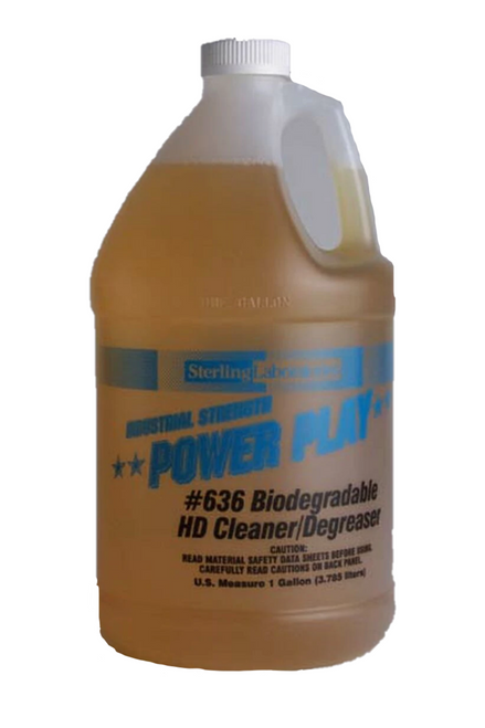 Power Play Biodegradeable, Heavy Duty Degreaser