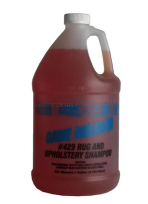 Game Breaker Concentrated Rug & Upholstery Shampoo
