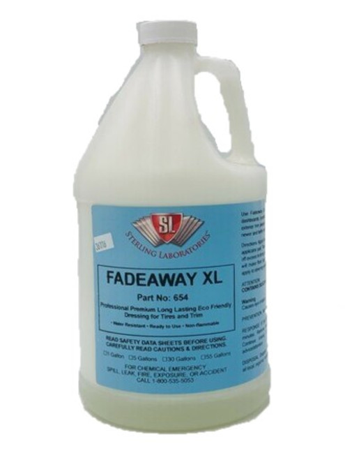 Fade Away XL Vinyl & Rubber Dressing, Thick, Creamy