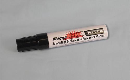 Hi-Perf Jumbo Kingsize Perm Marker/Xylene Free