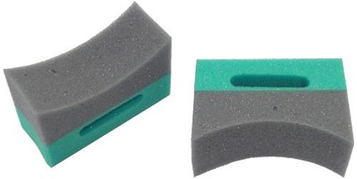 Tire Dressing Applicator - Crescent (12/sleeve)