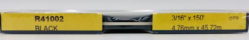 Prostripe 3/16 in x 150ft Double Black Pinstripe (72002)
