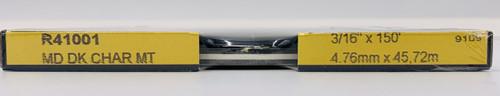 Prostripe 3/16 in x 150ft Double Dark Charcoal Metallic Pinstripe (72063)