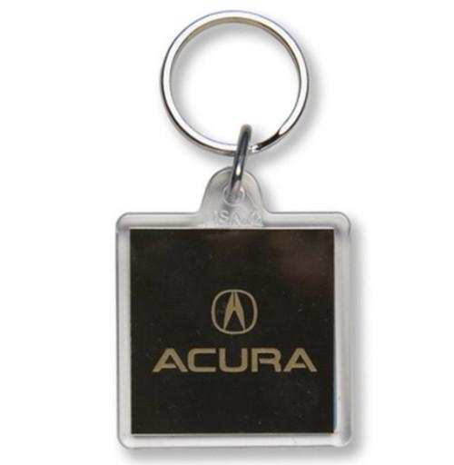 Clear Acrylic Key Tags