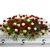 Vancouver BC Funeral Flowers for the Coffin | Adele Rae Florist