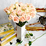 Chic and trendy rose flower arrangement for Vancouver delivery | Burnaby Florist Adele Rae