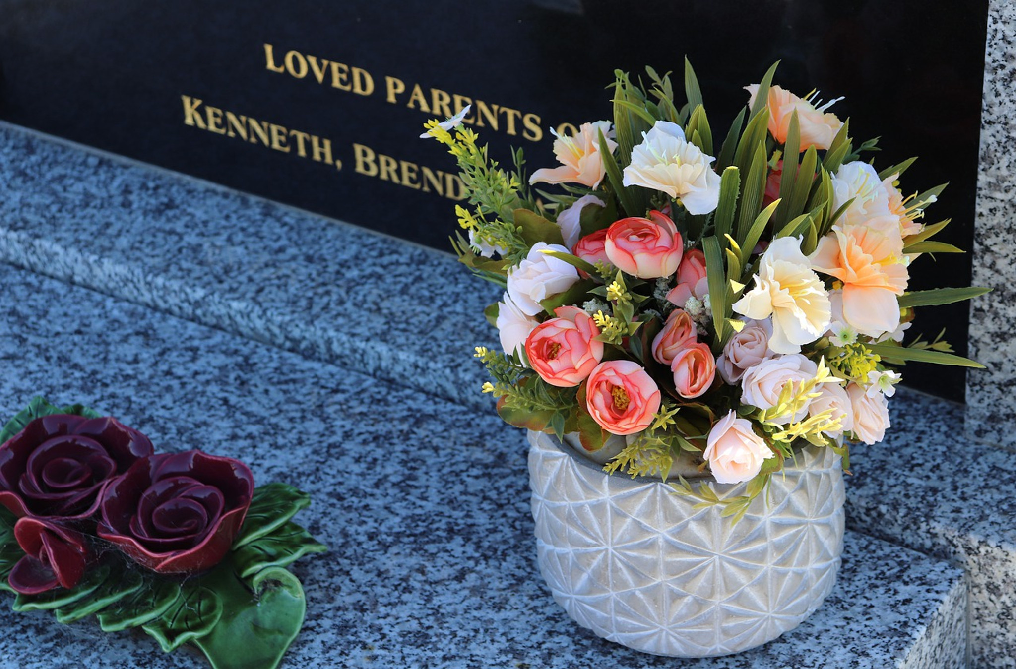 When is the right time to send sympathy flowers or funeral flowers?