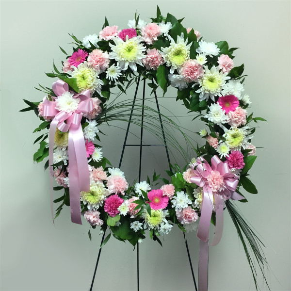 Coquitlam Funeral Flower Wreath Tribute Delivery | Adele Rae