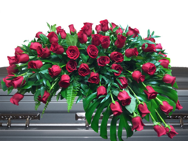 Greatest Love Casket Spray (AR1227)