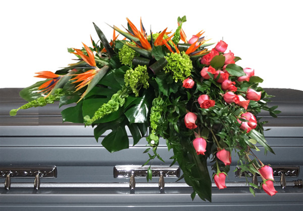 Adele Rae Florist - Exotic Flowers for the Coffin - Vancouver BC