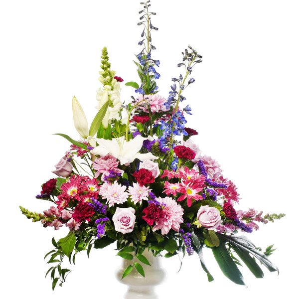 Funeral Flower Arrangement in Burnaby from Adele Rae Florists