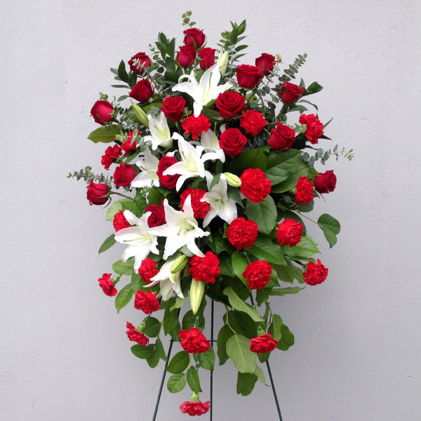 North Vancouver Funeral & Sympathy Flower delivery | Adele Rae Burnaby Funeral Florist