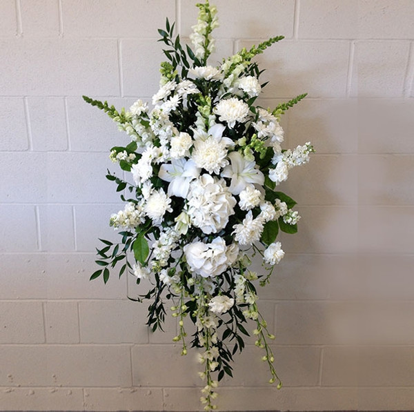 Beautiful Flowers for a funeral service | North Vancouver | Adele Rae