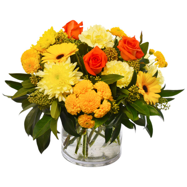Happy Birthday flower delivery in Vancouver, Burnaby and Coquitlam BC