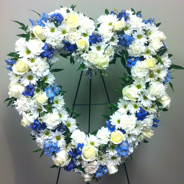 Funeral Flowers for Men - Vancouver & Burnaby Delivery - Adele Rae