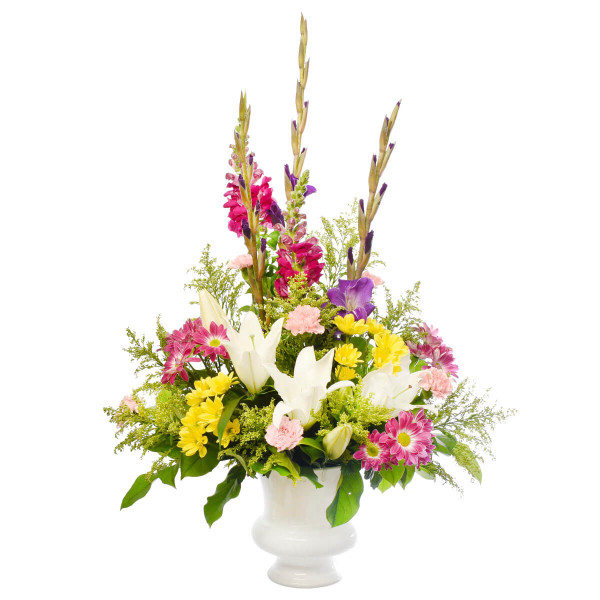 Same day burnaby flower delivery of sympathy and funeral arrangements.
