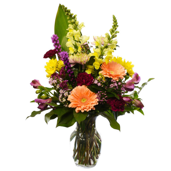 Birthday Flower delivery in Vancouver, Burnaby and Coquitlam.