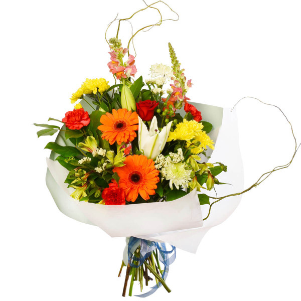 Birthday flower bouquet delivery to Vancouver, Burnaby & Coquitlam from Adele Rae florist