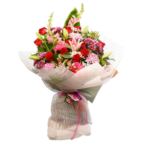Buy big and elegant Birthday flower bouquet for Vancouver delivery from Adele Rae Florist