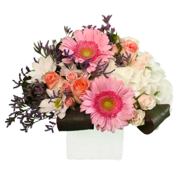 Vancouver Sympathy Flowers for Her Home | Same Day Flower Delivery | Burnaby Florist Adele Rae