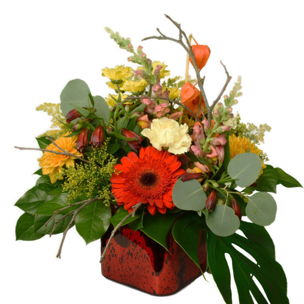 Burnaby Flowers Delivery | Thanksgiving & Fall Flowers | Adele Rae