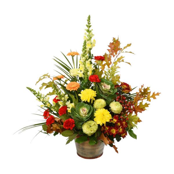 Thanksgiving Flower Delivery - Burnaby Florist - Adele Rae