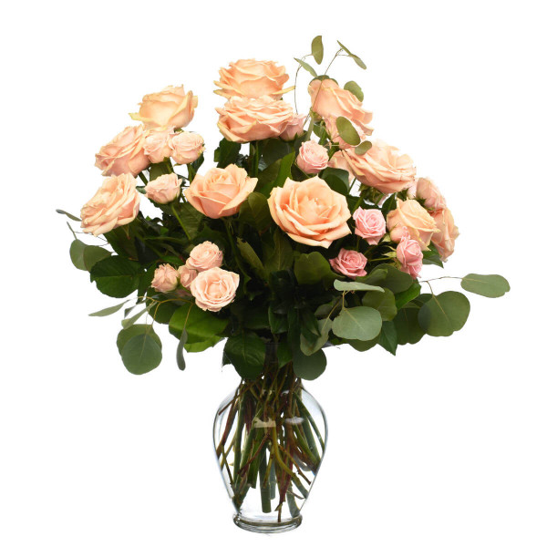 Gorgeous Anniversary Flowers with Roses   Floral Delivery Surrey