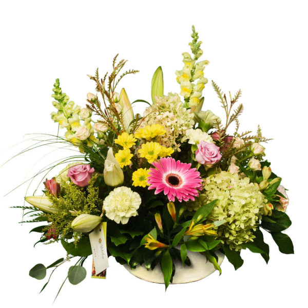 Sympathy Flower Arrangement | Vancouver & Burnaby Same Day Flower Delivery Adele Rae