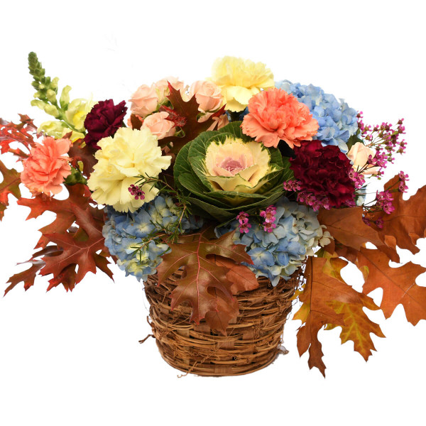 Adele Rae Florists | Happy Birthday Flower Arrangement Basket Delivery