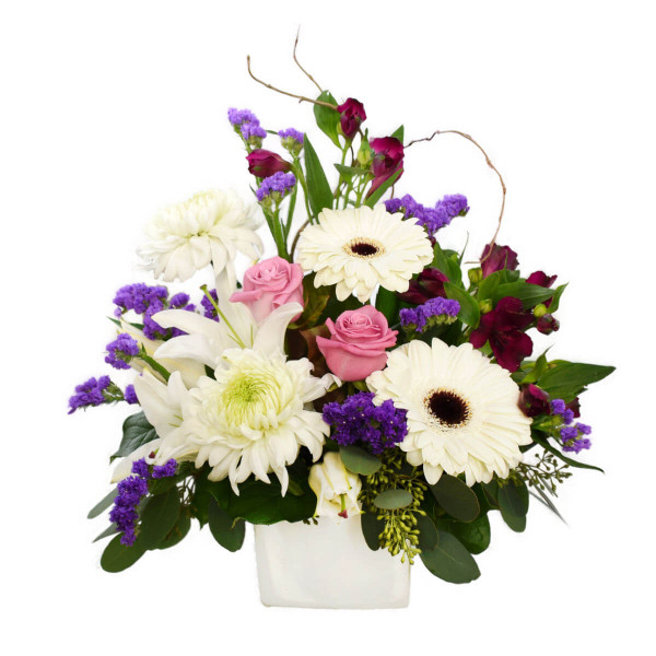 Vancouver Sympathy flowers for my aunt   Burnaby Sympathy Florist Adele Rae