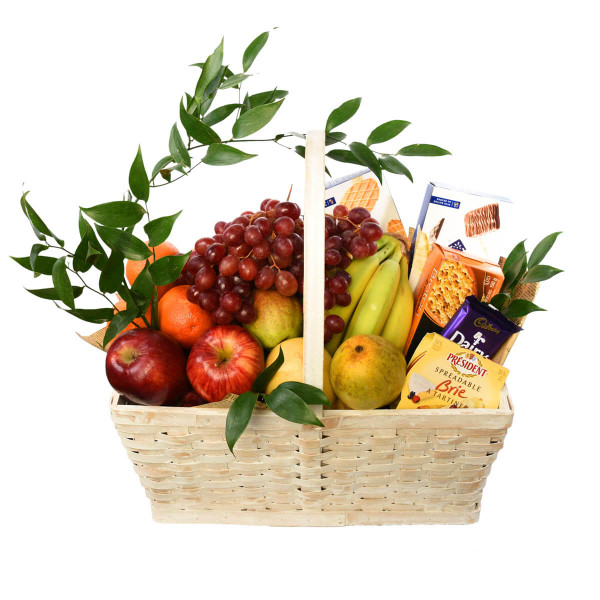 Gift Fruit Basket for Vancouver BC Delivery - Adele Rae Florist