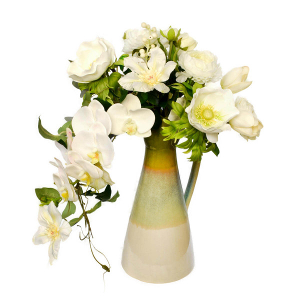 Burnaby Fake Flowers for Home Decoration - Adele Rae