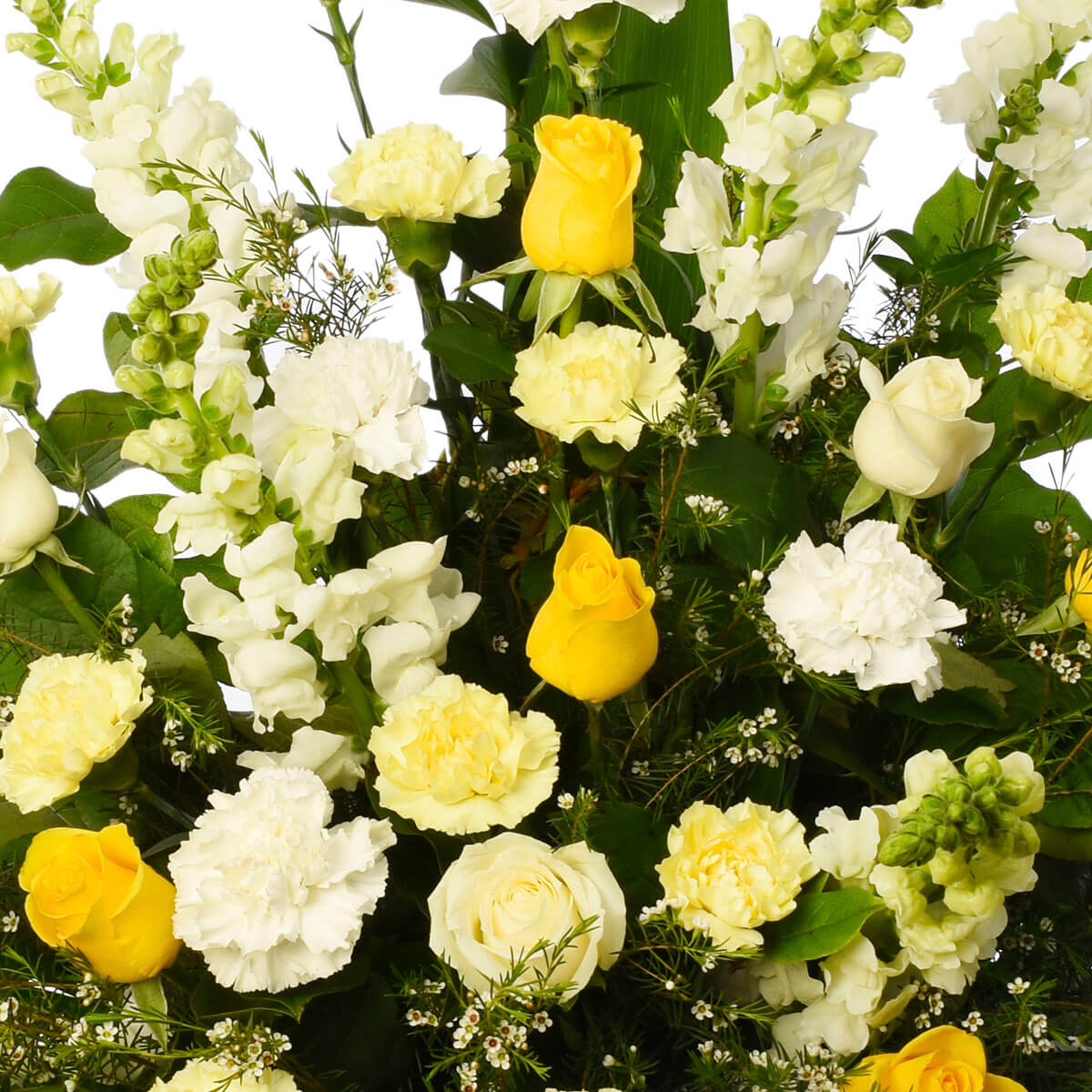 Best sympathy floral design for delivery to Burnaby, Vancouver & North Vancouver from Adele Rae Florist.