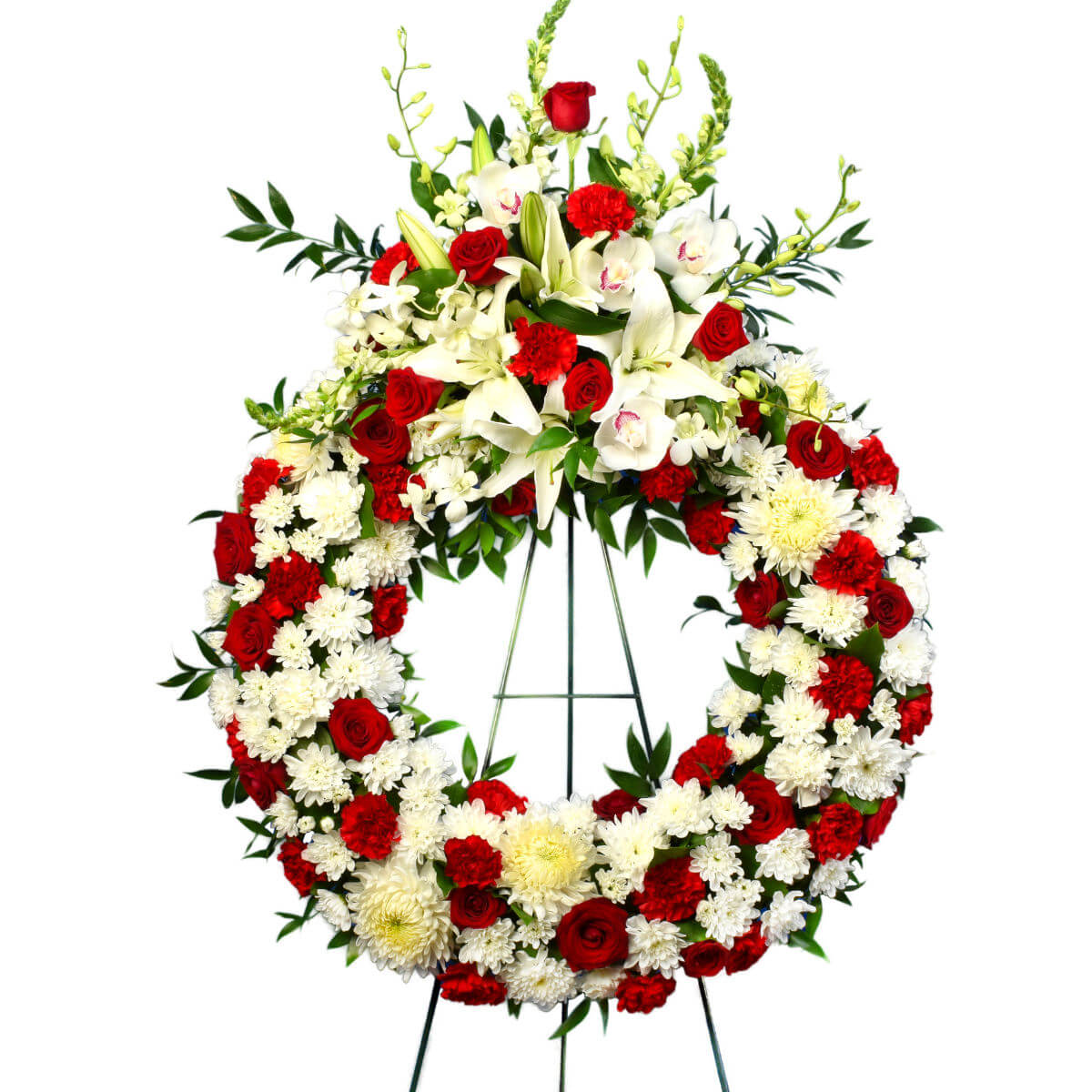 Vancouver funeral flower delivery | Funeral Wreaths Burnaby Florist Adele Rae