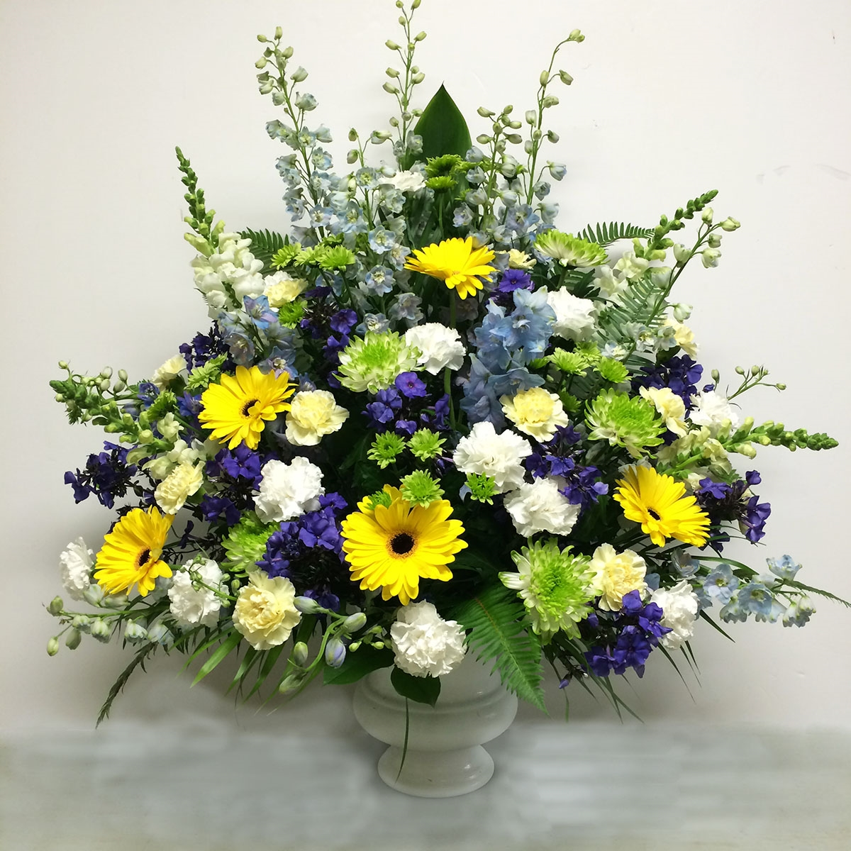 Surrey Funeral Flower Arrangements | Same Day Delivery | Adele Rae