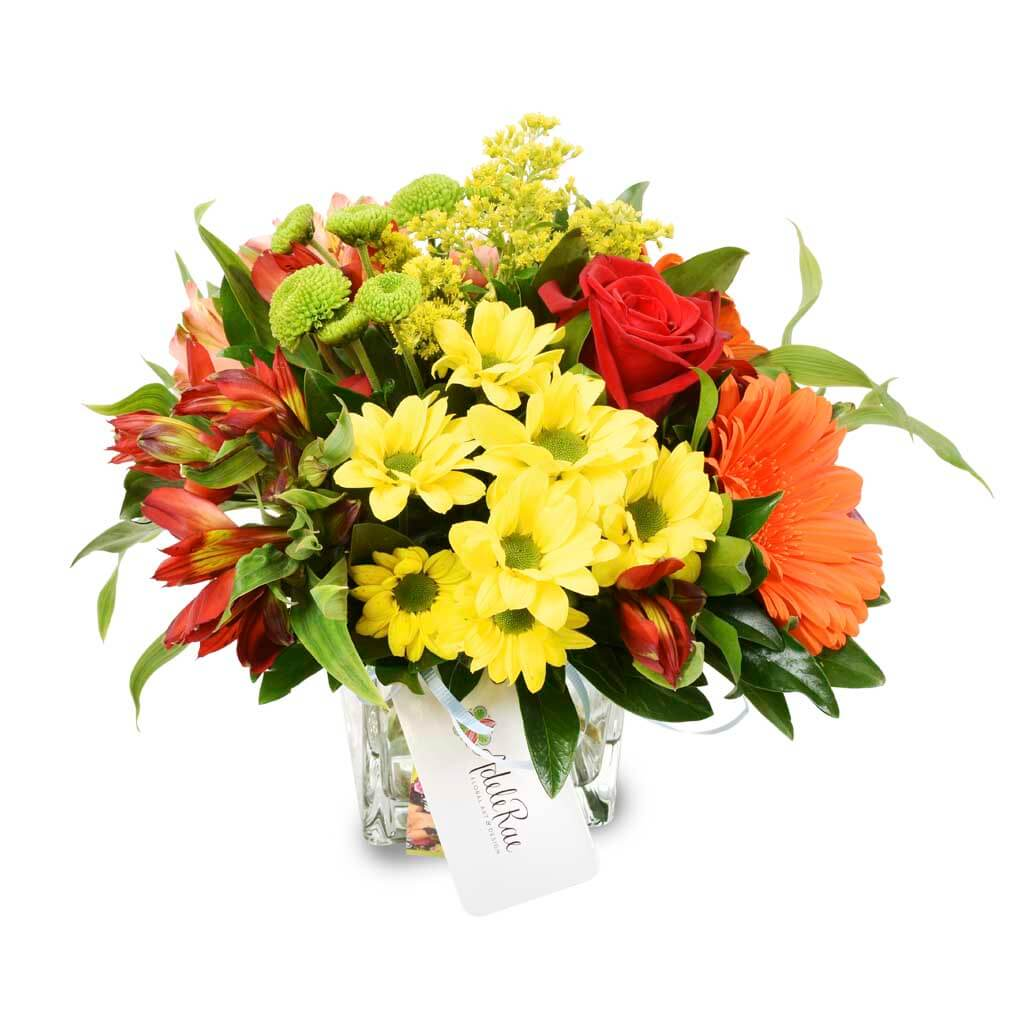 Burnaby Flower Delivery   Cheap arrangement   Adele Rae