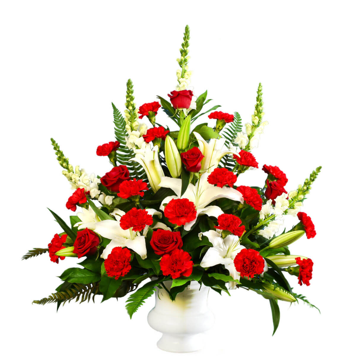 Affordable and Elegant Funeral Flower Arrangement | Funeral Flower delivery in Burnaby & Vancouver Adele Rae Florist