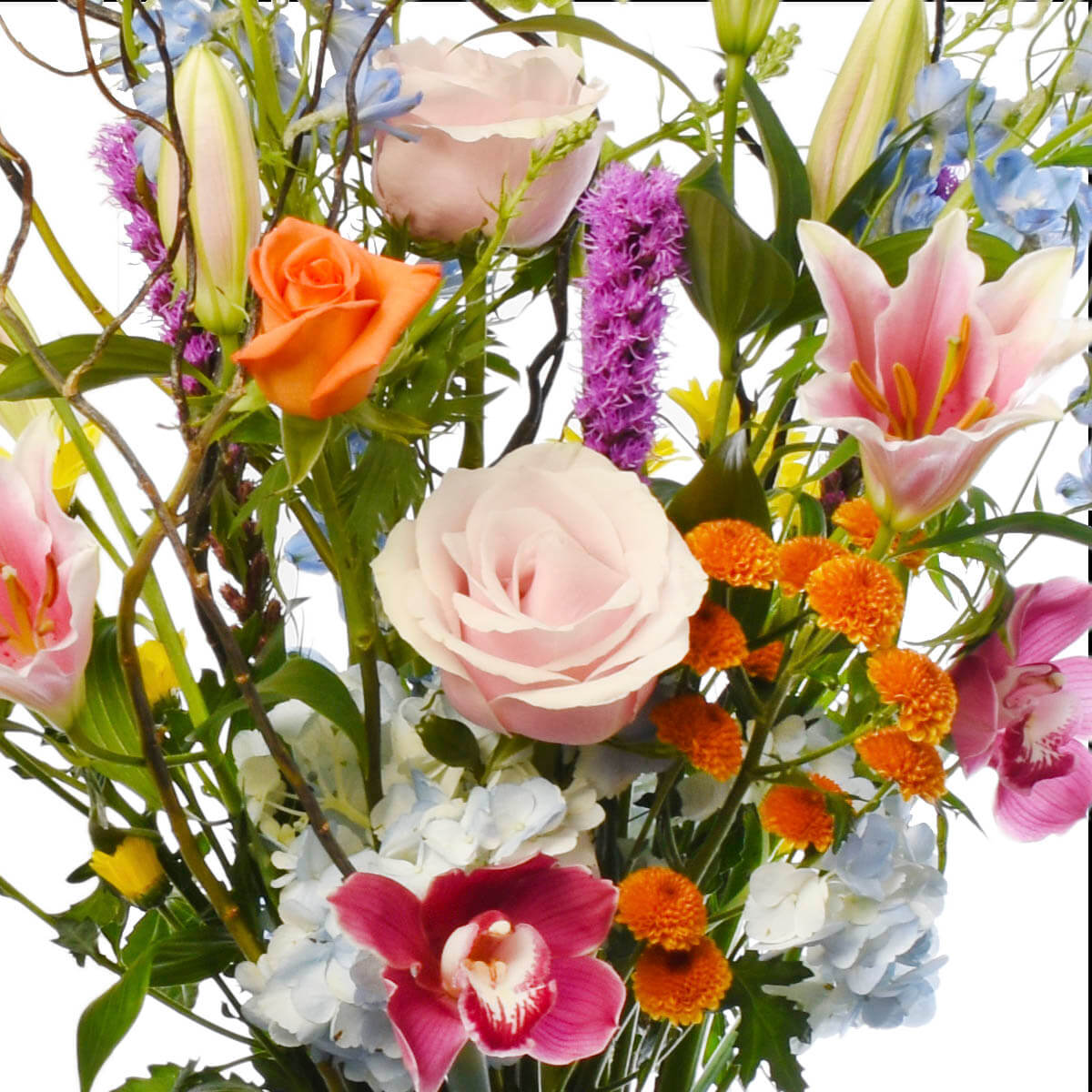 Send beautiful flowers to your mom's on her special day from Adele Rae Florist online flower delivery.