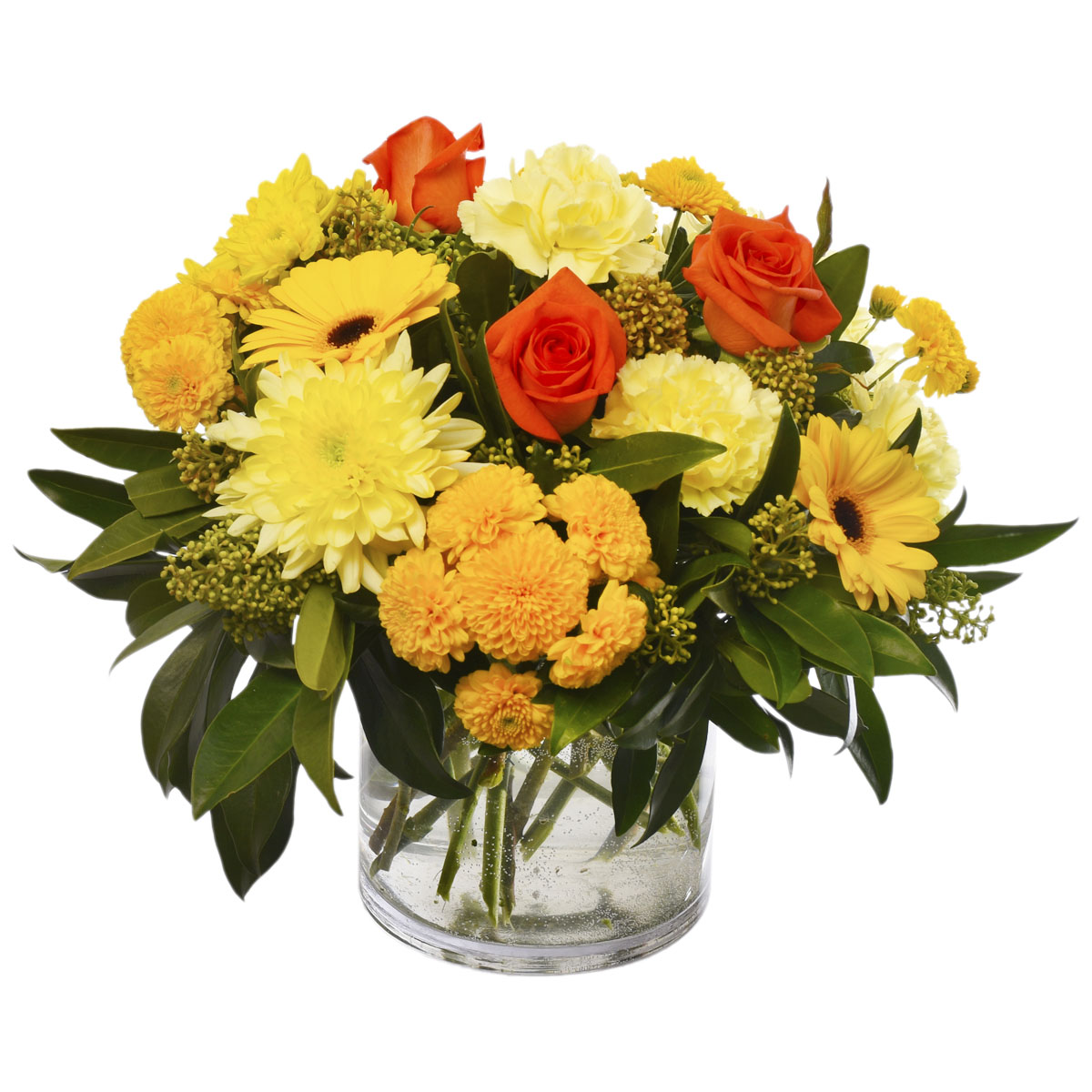 Happy Birthday flower delivery in Vancouver, Burnaby and Coquitlam.