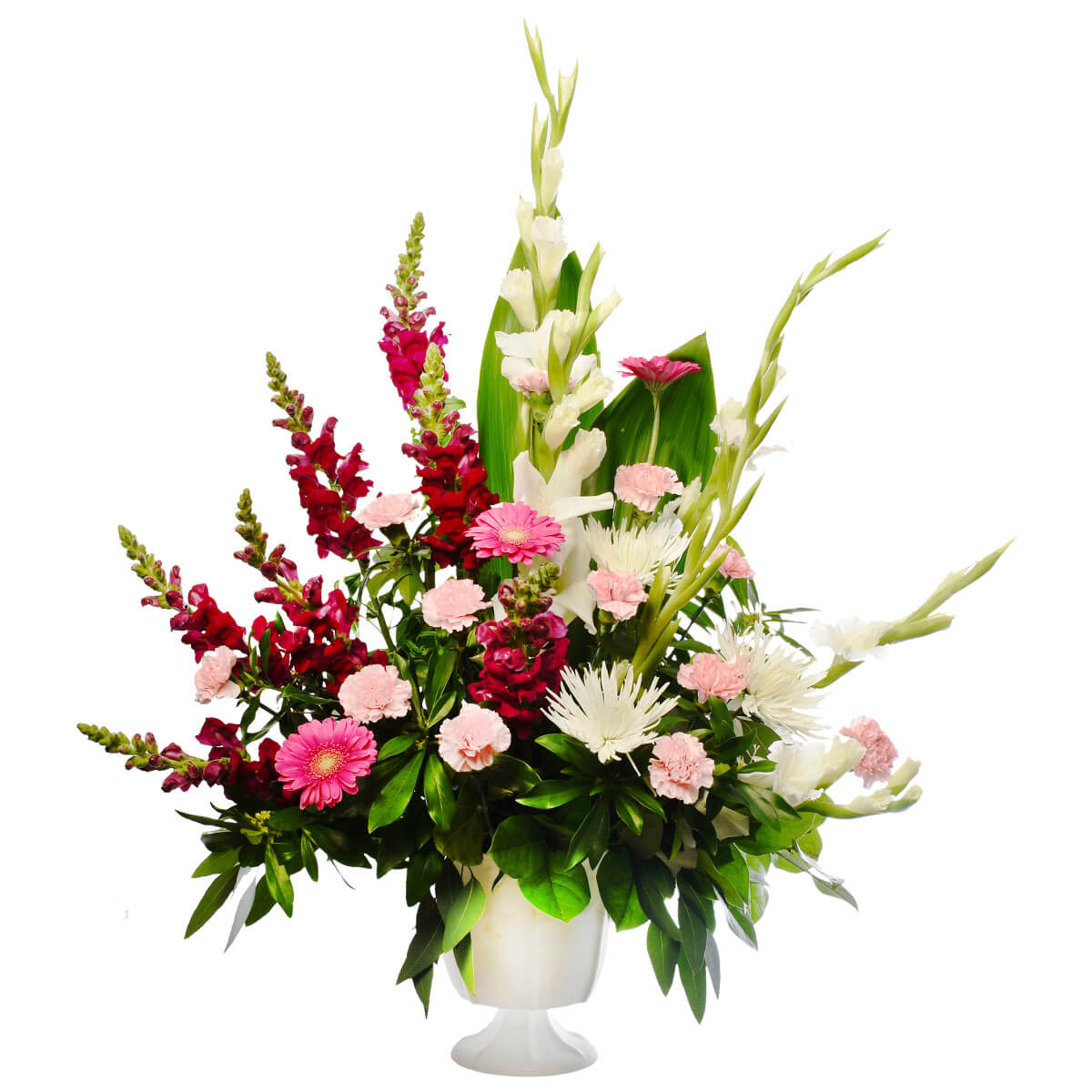 Funeral flower arrangement in Vancouver BC