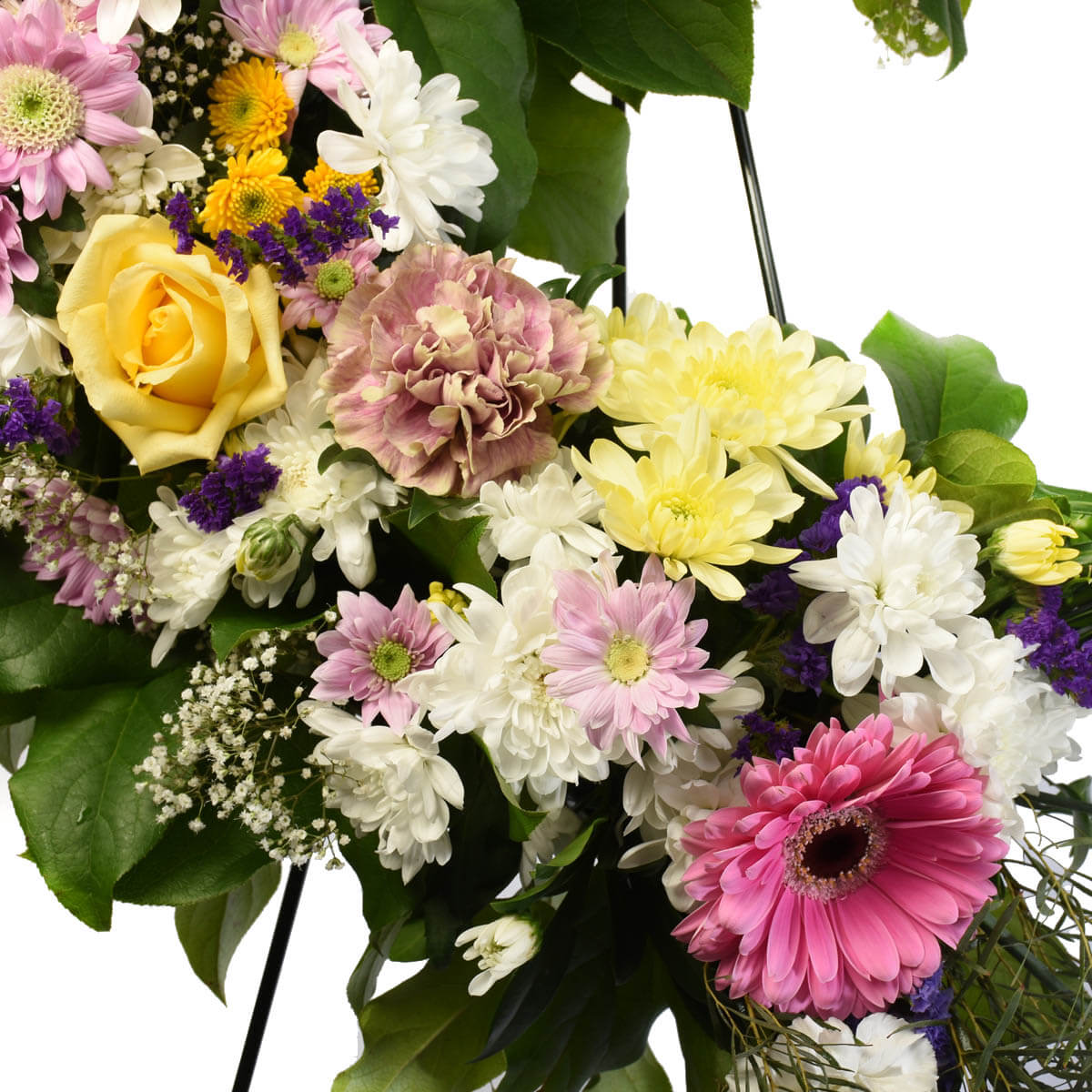 Funeral wreath in Burnaby and Metro Vancouver, we deliver to funeral homes in Metro Vancouver