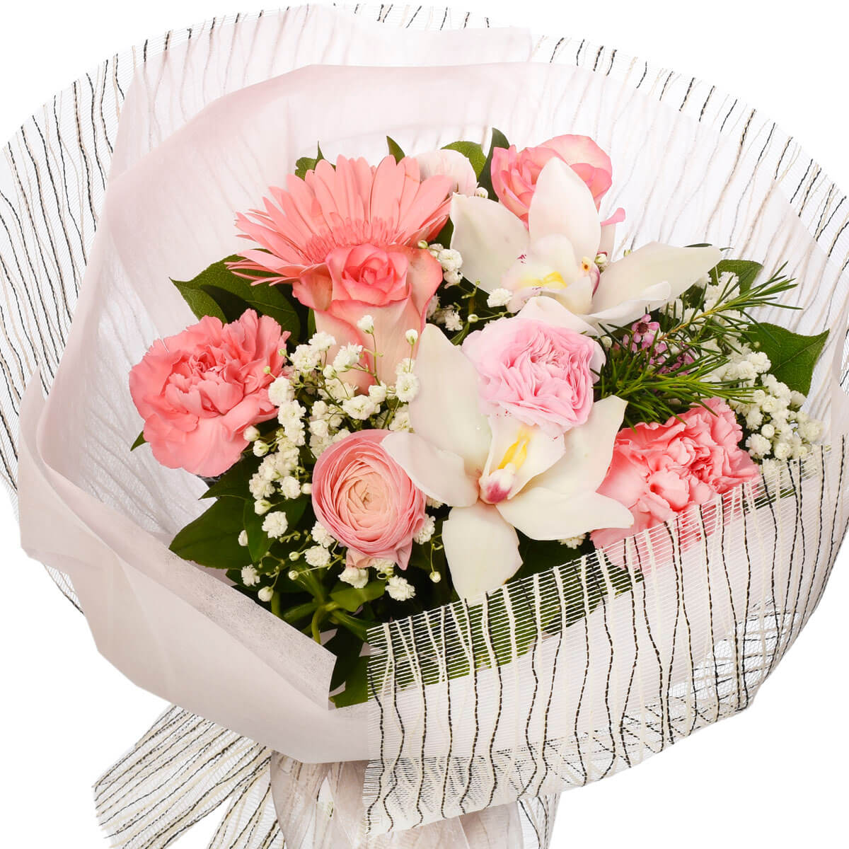 Gorgeous flower bouquet for Mom | Burnaby BC Florist Adele Rae