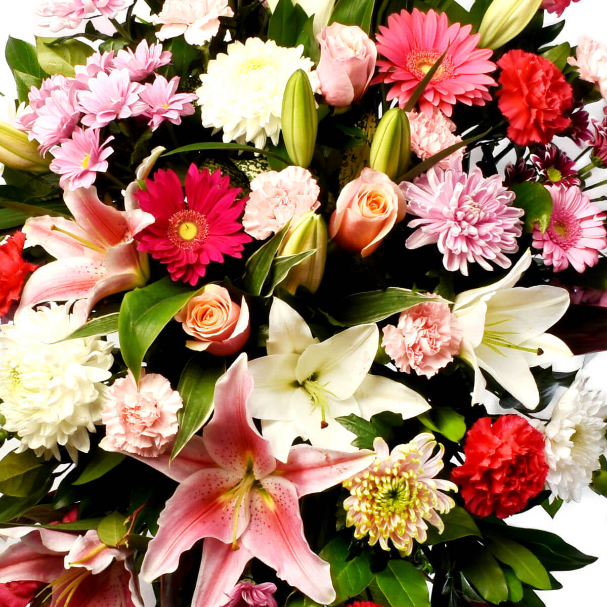 Burnaby Funeral Flower Standing Spray Delivery | Adele Rae Florist