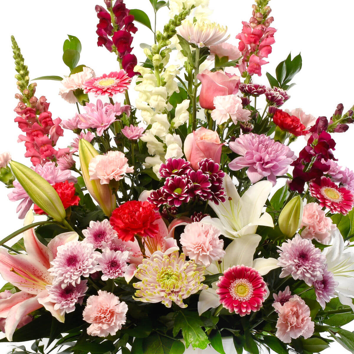 Funeral flower arrangement delivery to Vancouver, Coquitlam & Burnaby | Best Funeral Florist Adele Rae