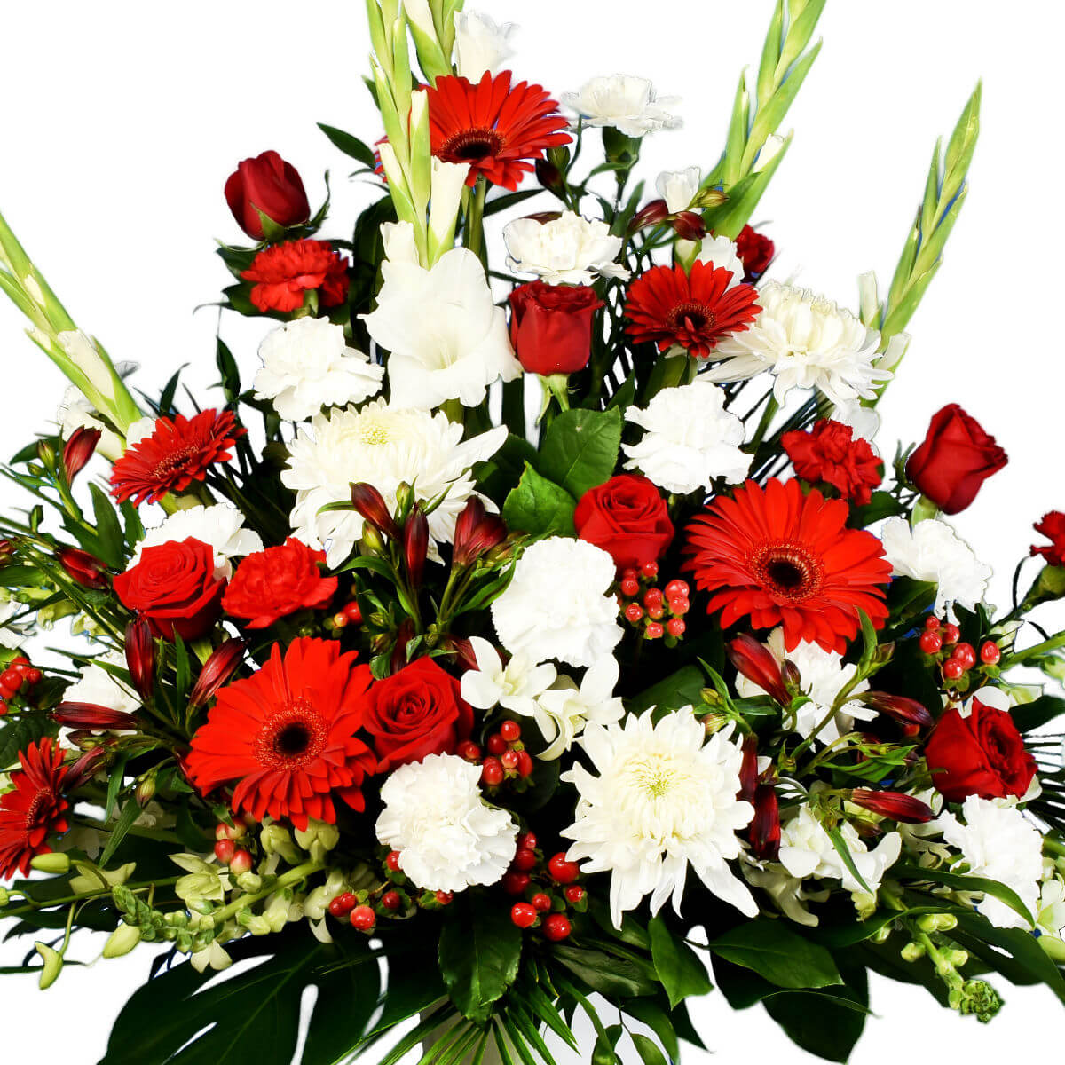 Bouquet for Funeral Flower Vancouver | Adele Rae Burnaby Funeral Florist