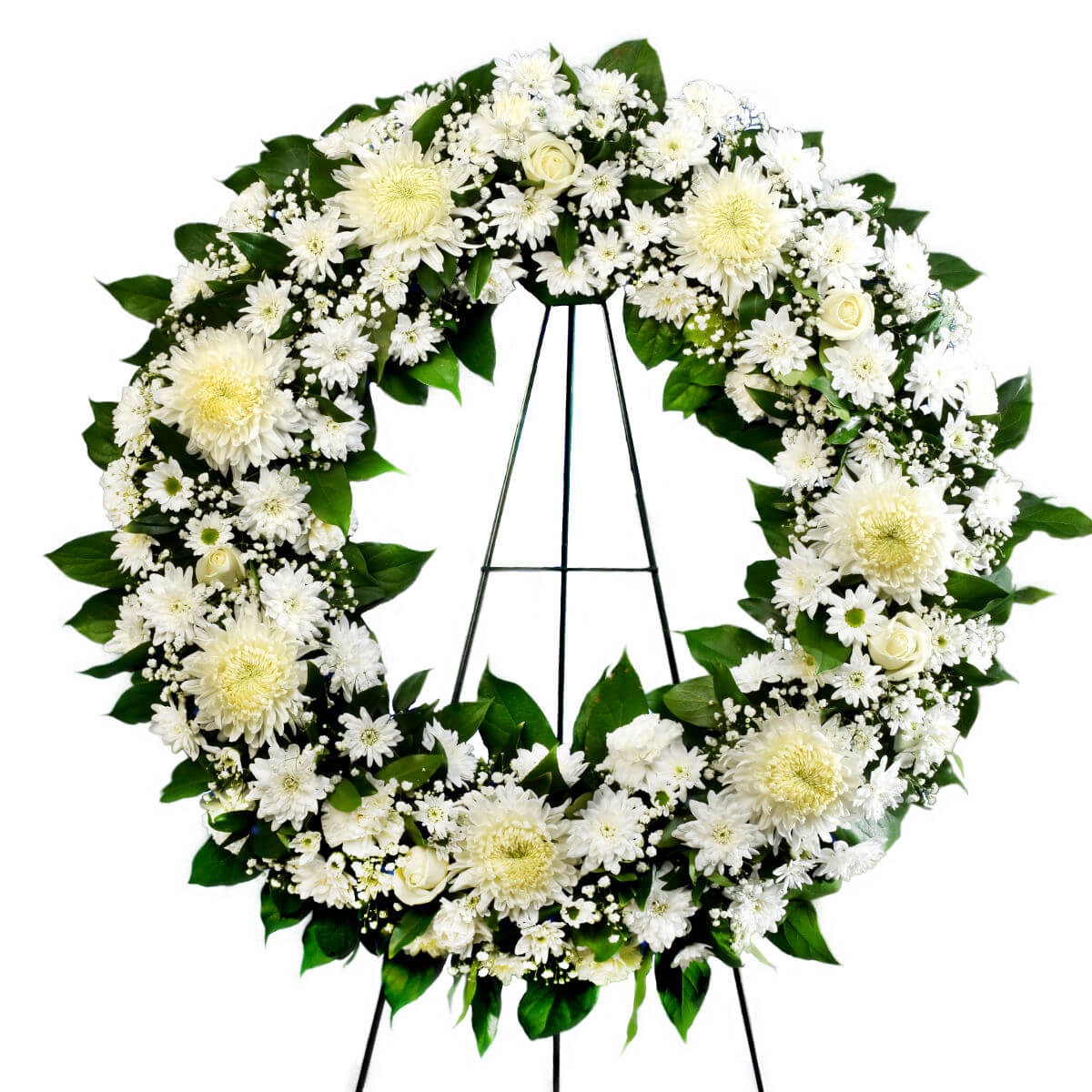 Vancouver & Burnaby Funeral Flower Wreath Delivery | Adele Rae Florist