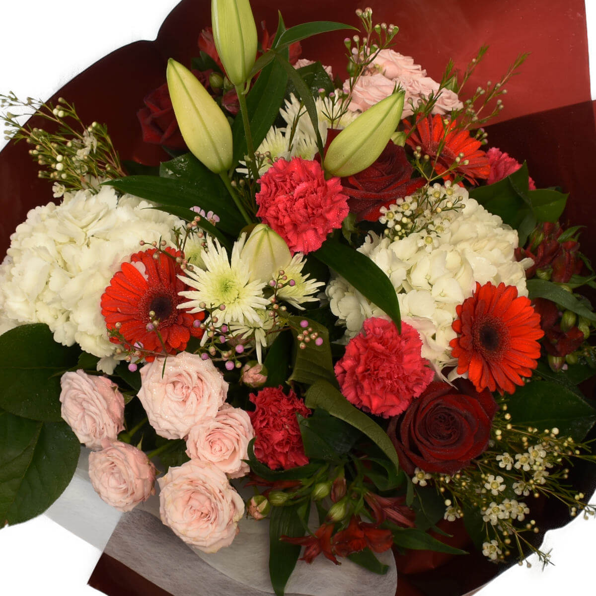 Happy Birthday Bouquet of Flowers | Vancouver Adele Rae Florist